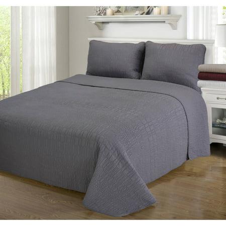 Superior McKinley Soft Cotton Quilt Set - Walmart.com : soft cotton quilt - Adamdwight.com