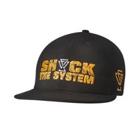 "Official WWE Authentic Undisputed Era ""Shock They System"" Snapback Hat Multi"