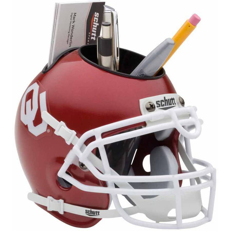 NCAA Oklahoma Sooners Desk Caddy