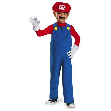 Mario Toddler Halloween Costume
