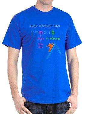 6a34a2e8 Product Image CafePress - Slope Intercept Form - 100% Cotton T-Shirt