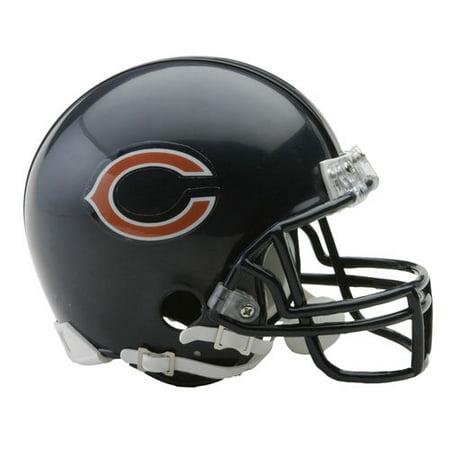 Riddell Chicago Bears VSR4 Mini Football - Chicago Bears Helmet