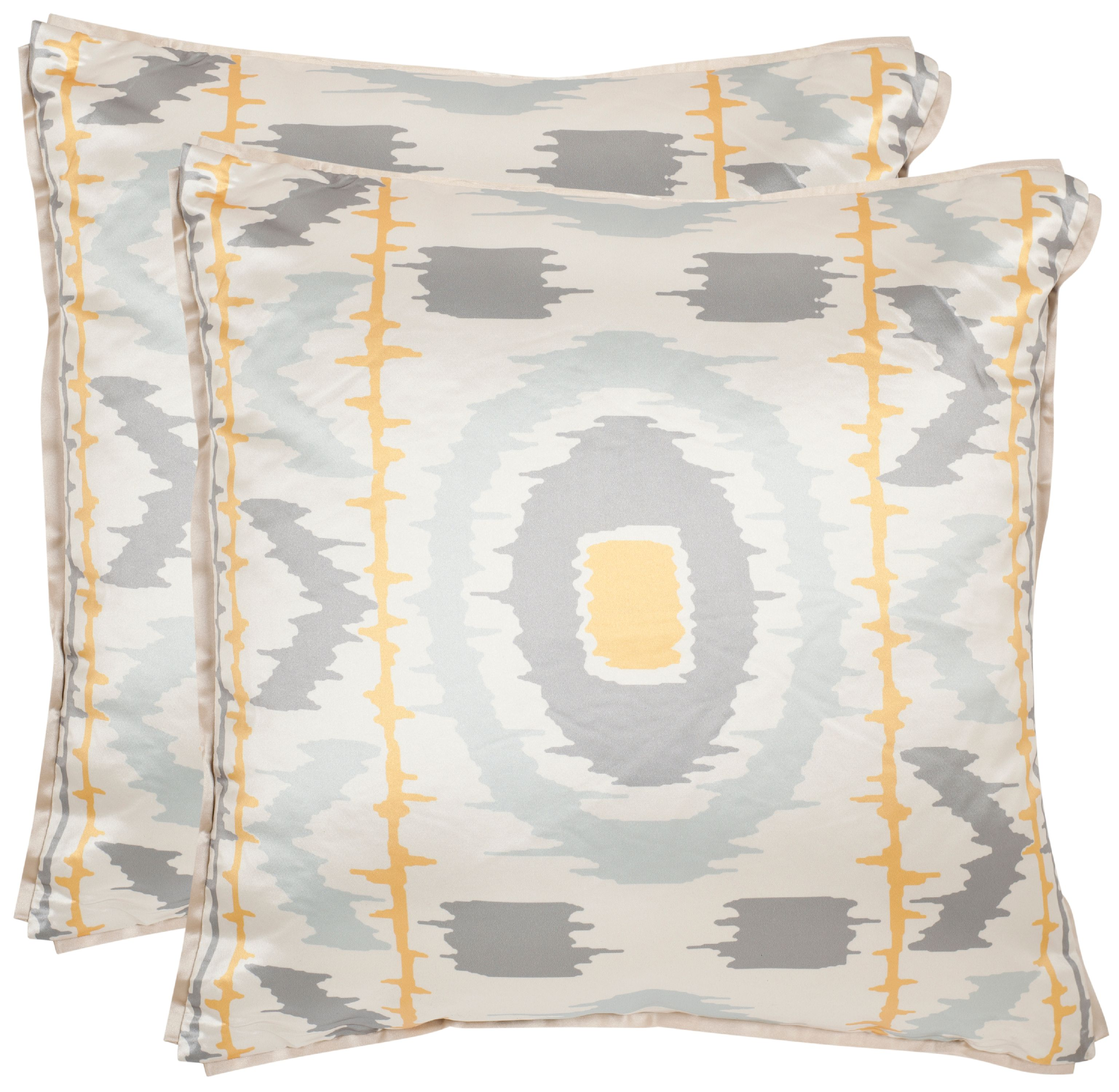 Safavieh Walton Ikat Pillow, Set of 2