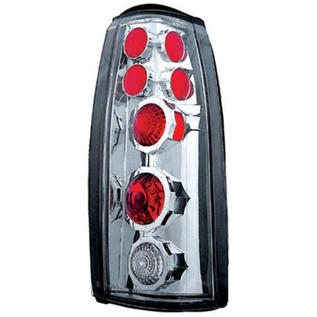 - Cadillac Escalade 1990 - 2000 Tail Lamps, Crystal Eyes Crystal Clear