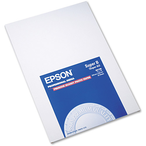 Epson S041289 Photographic Papers