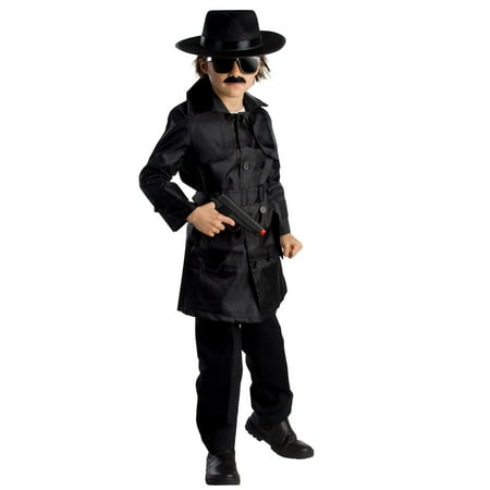 Dress Up America  Boys' Spy Agent Costume