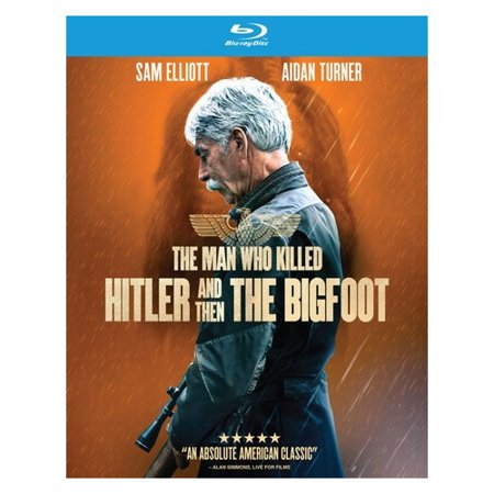 MAN WHO KILLED HITLER AND THEN THE BIGFOOT (BLU-RAY/WS) - image 1 de 1