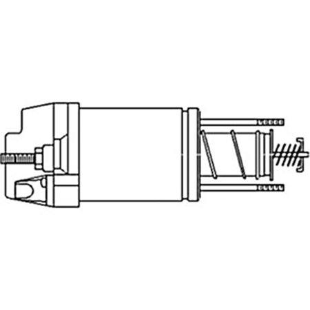 3111040R91 New Case IH Solenoid Switch 275 3434 B414 238