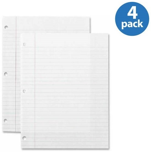 Sparco, SPR82122, Standard White 3HP Filler Paper, 200 / Pack
