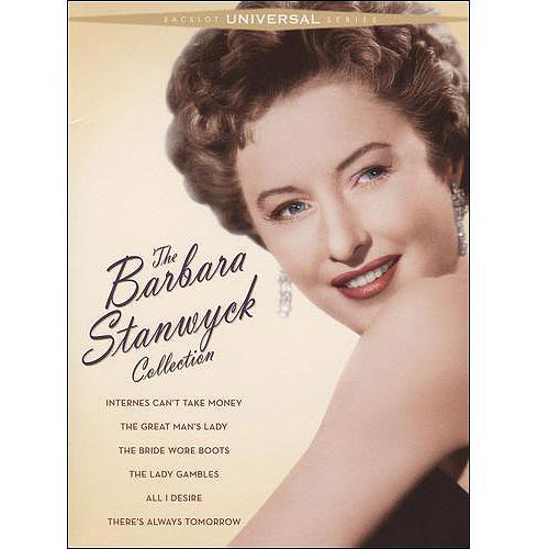 The Barbara Stanwyck Collection (Full Frame)