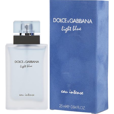 D & G LIGHT BLUE EAU INTENSE by Dolce & Gabbana - EAU DE PARFUM SPRAY .84 OZ - (Dolce Gabbana Products)