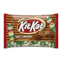 Kit Kat, Sweet Cinnamon Holiday Miniatures, 9 Oz