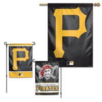 Pittsburgh Pirates WinCraft House Flag and Garden Flag