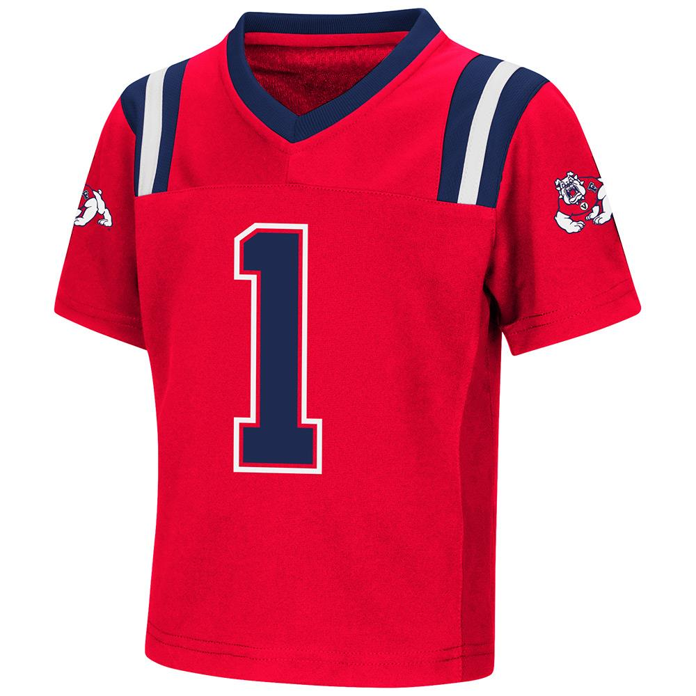 Toddler Fresno State Bulldogs Football Jersey - 2T