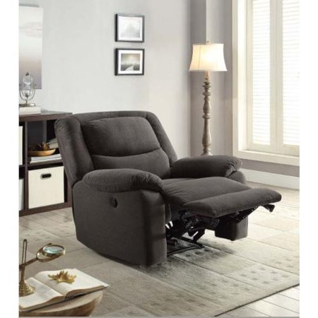 Serta Push Button Power Recliner With Deep Body Cushions