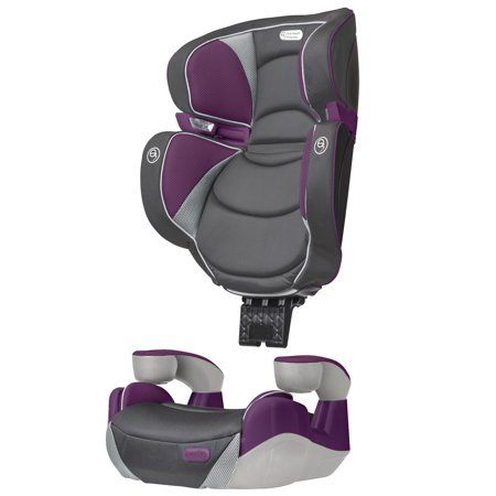 evenflo rightfit high back booster car seat hollyhock best booster car seats. Black Bedroom Furniture Sets. Home Design Ideas