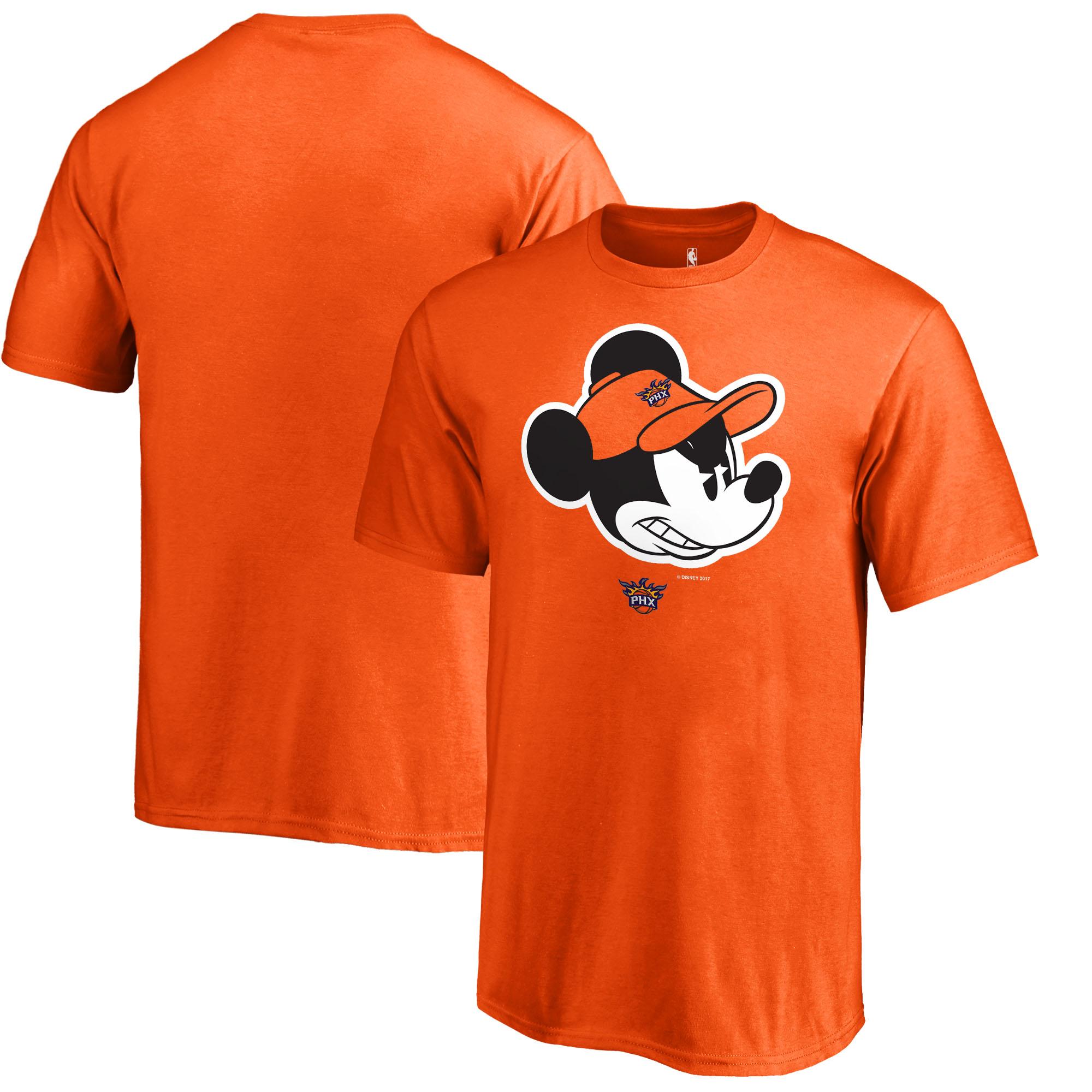 Phoenix Suns Fanatics Branded Youth Disney Game Face T-Shirt - Orange