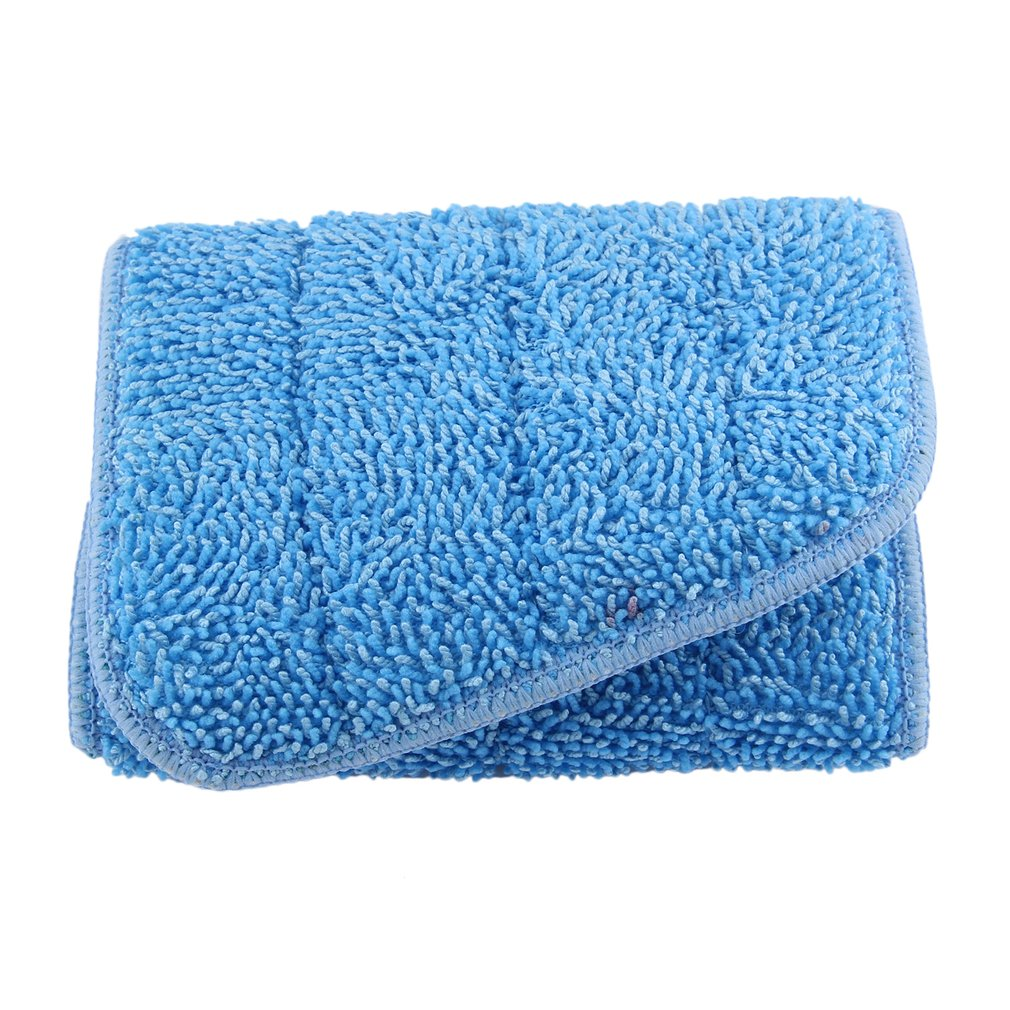 Replacement Microfiber Mop Head Fit Flat Spray Mops Household Cleaning Tool