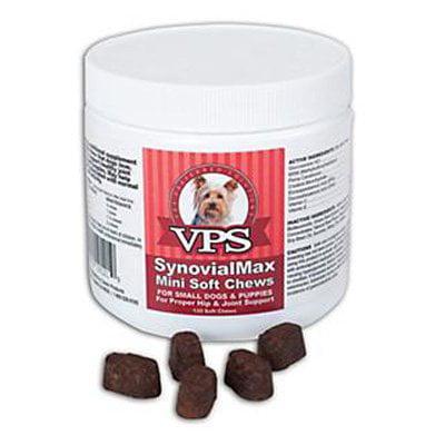 VPS SynovialMax Soins du chien doux Joint Mini Bouchées