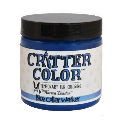 Warren London - Critter Color Temporary Fur Coloring, Blue Collar Worker