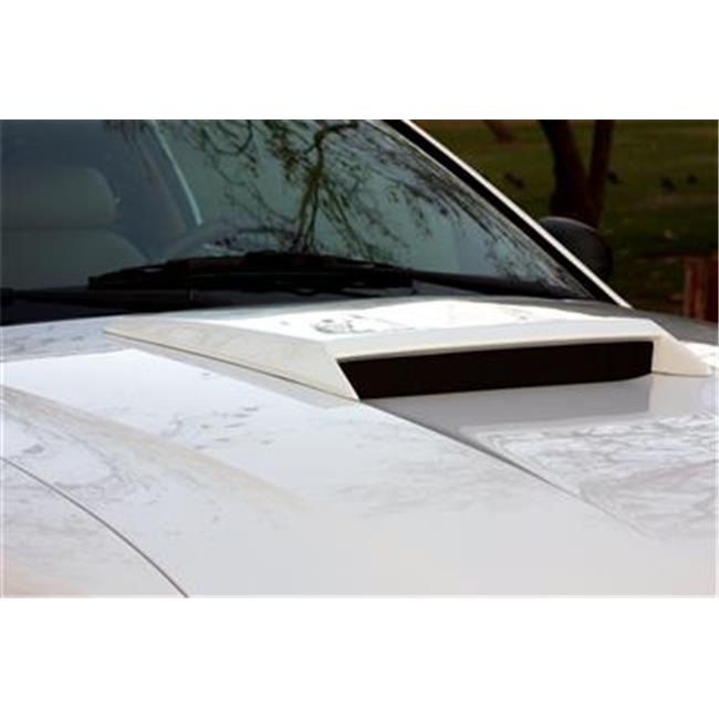 XENON 12701 Window Louver, 1999-2004 Ford Mustang