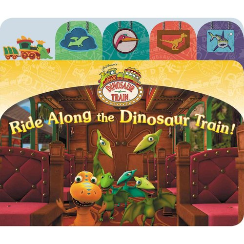 Ride Along the Dinosaur Train!