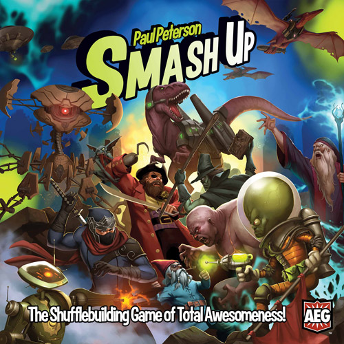 Alderac Entertainment Group Smash Up Game