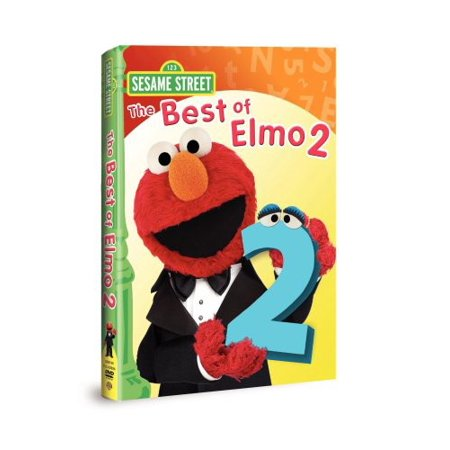 The Best Of Elmo, Vol. 2 (DVD) (Sesame Street The Best Of Elmo Part 1)