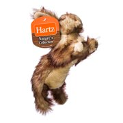 Hartz Nature's Collection Animals Plush Dog Toys, Large