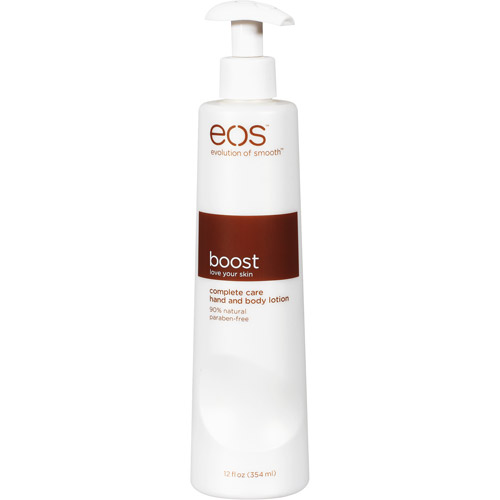 EOS Boost Complete Care Body Lotion-12 oz.