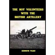 The Boy Volunteers with the British Artillery - eBook