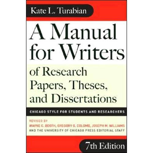 For writers of term papers theses and dissertations
