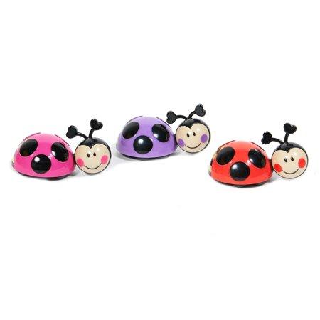 Ladybugs Cake Toppers - Ladybug Birthday