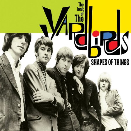 Shapes of Things: Best of (CD)