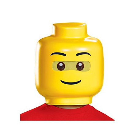 Lego Iconic Lego Guy Child Mask - image 1 de 1
