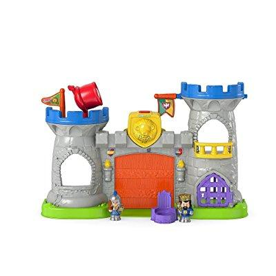 Fisher Price little people mighty kings castle