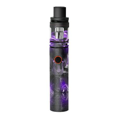 Skins Decals For Smok Stick V8 Pen Vape / Black Panther Purple