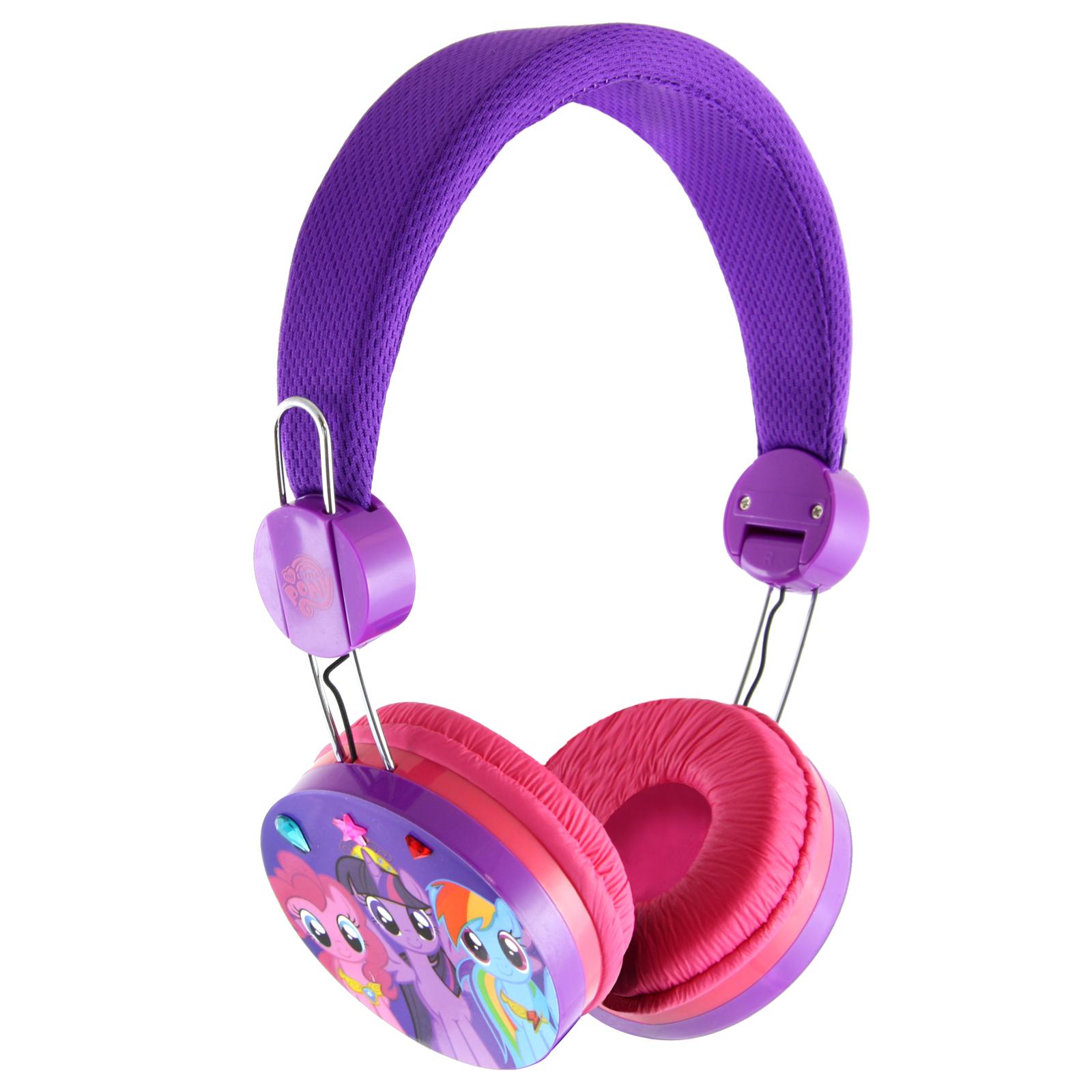 My Little Pony Kids Over The Ear Headphones