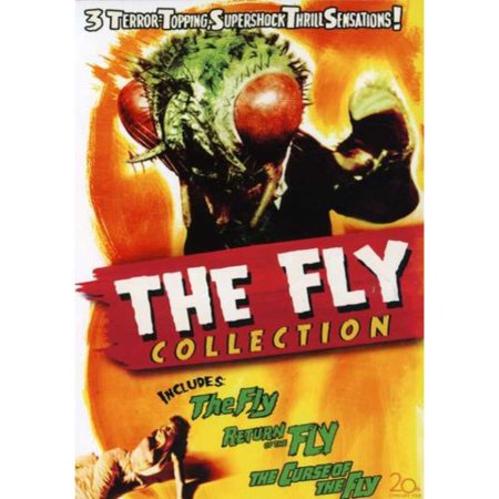 The Fly Collection: : The Fly / Return Of The Fly / The Curse Of The Fly (Widescreen)