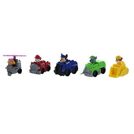 Paw Control (SpinMaster Paw Patrol - Rescue Racers 5pk Vehicle)