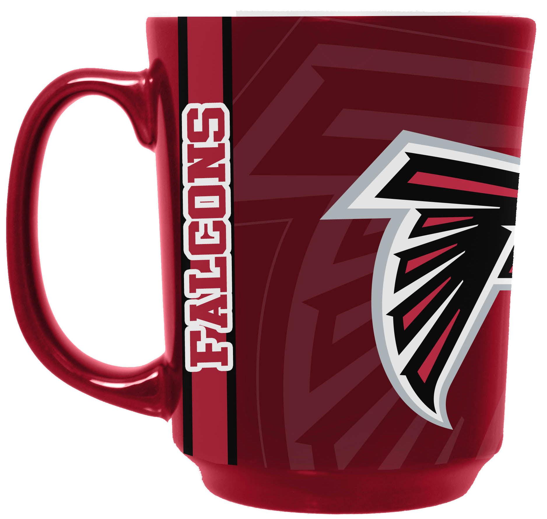 Memory Company Atlanta Falcons Reflective Mug-falcons