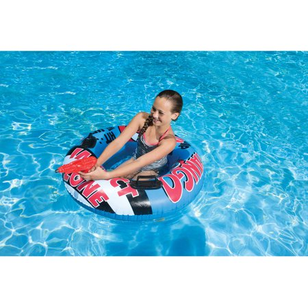 Poolmaster Blue Bump N Squirt Tube](Awesome Squirt)