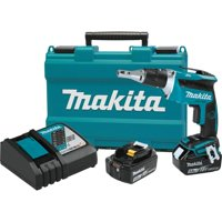 MAKITA XSF03T 18V LXT® Brushless 4,000 RPM Drywall Screwdriver Kit