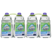 (2 pack) Scrubbing Bubbles Auto Shower Cleaner Refill, 34 Fl Oz, (Pack of 2)