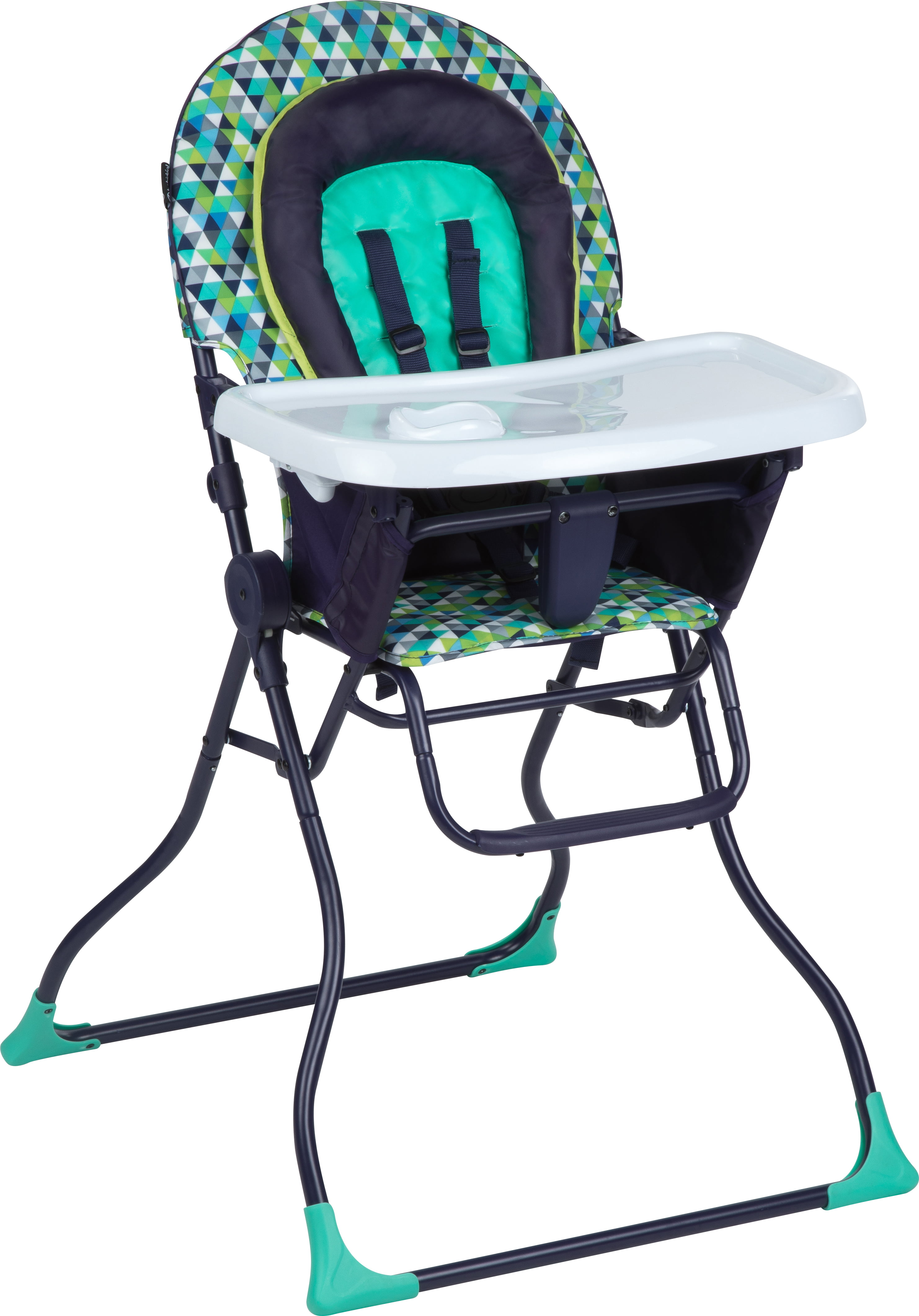 Portable baby high chair belt seat infant foldable sacking dinning seat cover FO