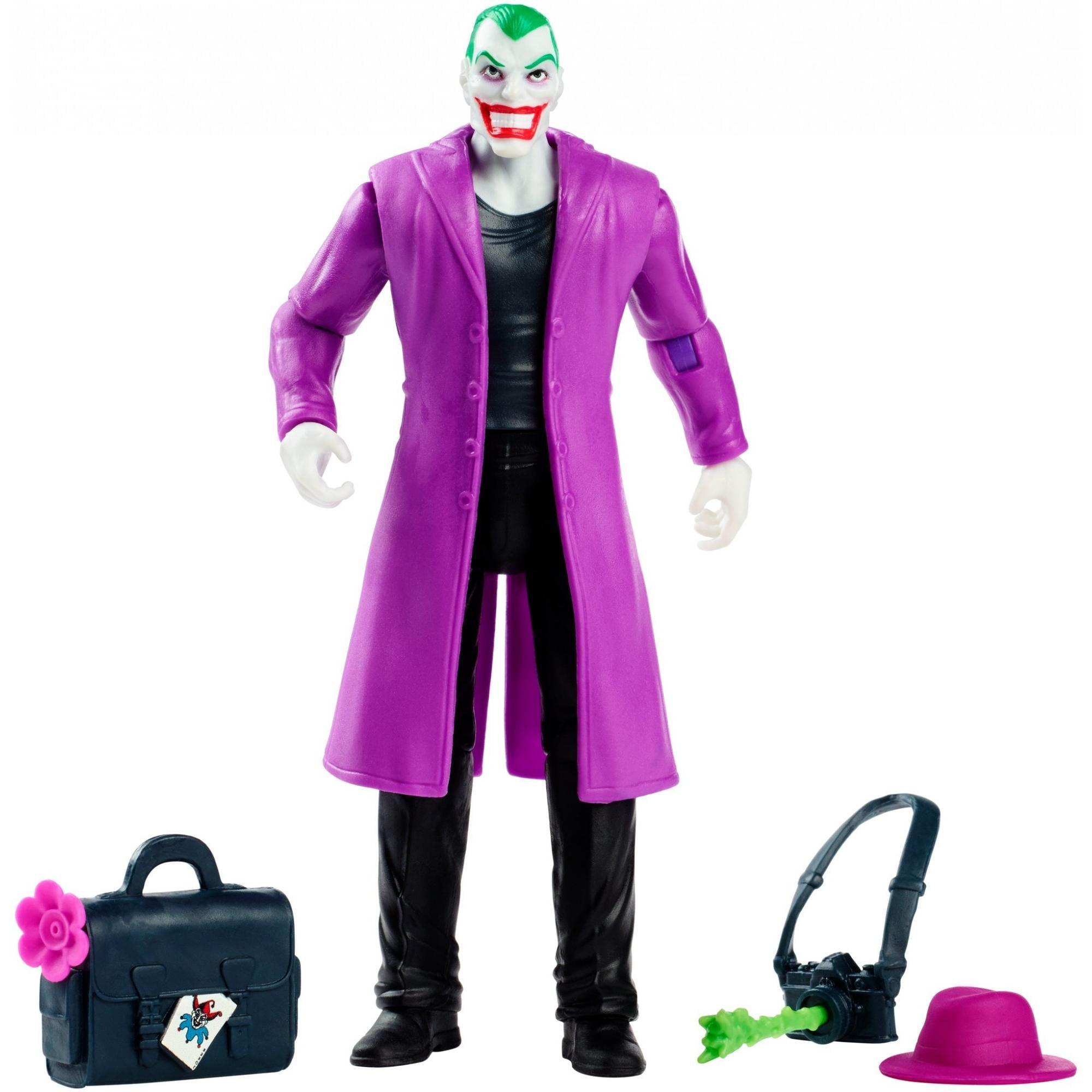Batman Missions The Joker Figure by Mattel