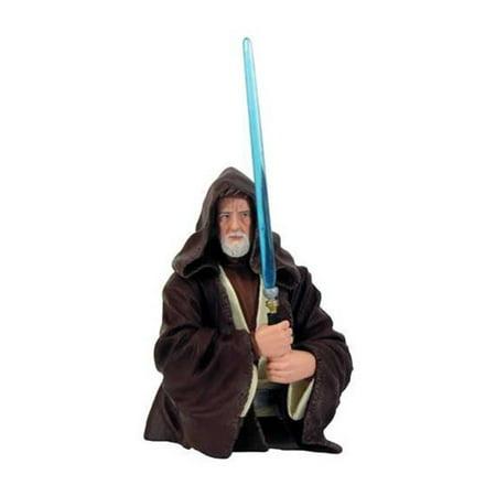- Gentle Giant Star Wars Bust Ups Series 6 Obi-Wan Kenobi Figure