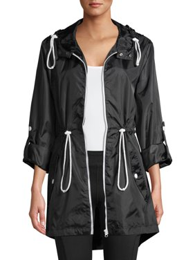 Big Chill Women's Poly Windbreaker Anorak