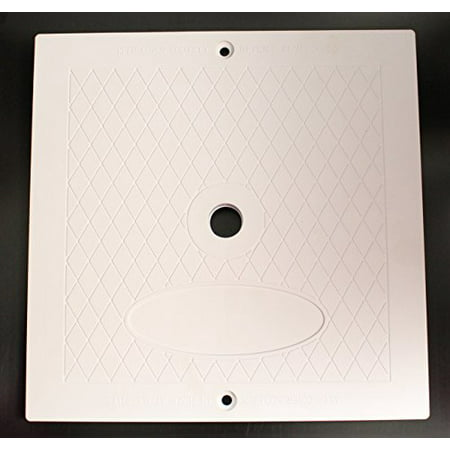 10-Inch Square Pool Skimmer Deck Cover Lid Replacement For Hayward  SPX1082E - Skimmer Faceplate Cover