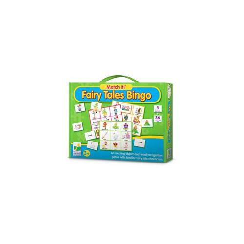 Learning Journey 160220 Match It Fairy Tales Bingo
